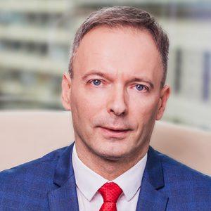 Wiceprezes Pocztylion-Arka PTE S.A. Mariusz Wnuk
