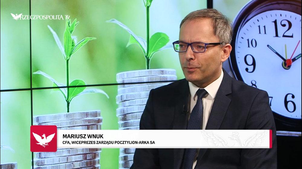 Mariusz Wnuk - wywiad dla Rzeczpospolitej